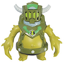 Ben 10 Omniverse Galactic Monsters - 15cm Toepick Action Figure
