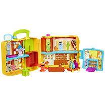 The Furchester Hotel Playset