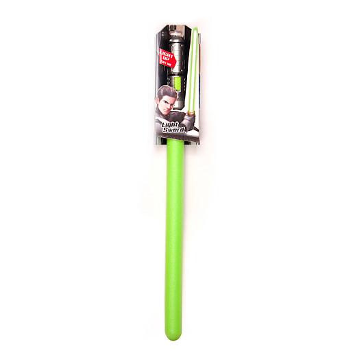Light Up Foam Sword  Green