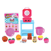 Shopkins Chef Club Deluxe Figure Pack - Hot Waffle Collection
