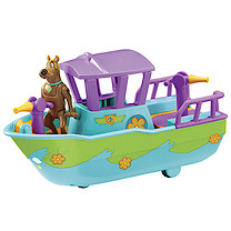 Scooby-Doo! - Monster Trawler with Scooby Figure
