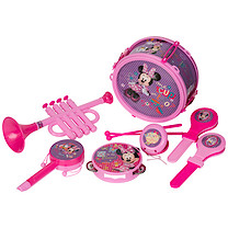 Disney Minnie Mouse Musical Instrument Set