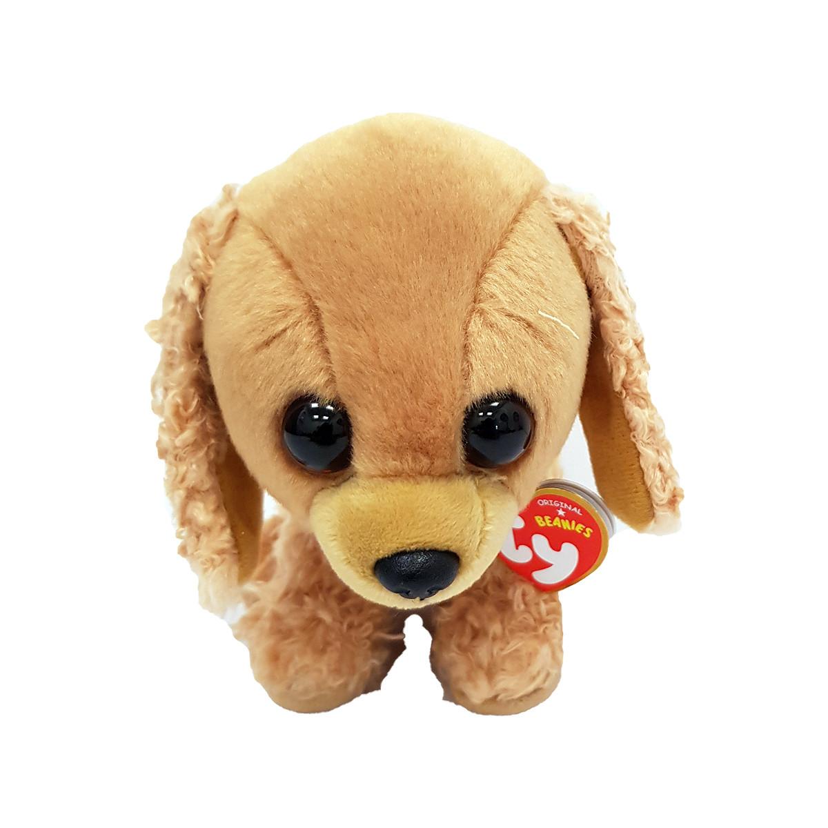 252f10912fc Age  18 months+. Ty Beanie Babies 15cm Soft Toy - Sadie