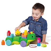 Mega Bloks First Builders Move 'n' Groove Caterpillar
