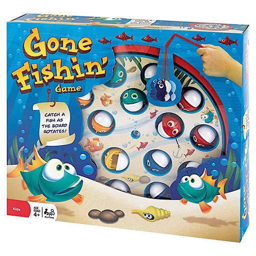 Gone Fishin Game