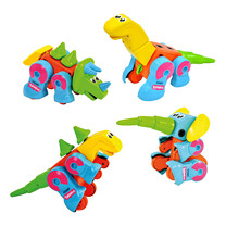 Tomy Toomies Constructables Dinos