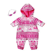 Baby Born Deluxe Winter Onesie Outfit