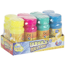 Bubbles Pack of 8