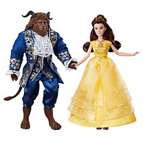 Disney Princess Beauty And The Beast Grand Romance Figures
