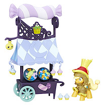 My Little Pony Friendship Is Magic Playset - Sweet Cart