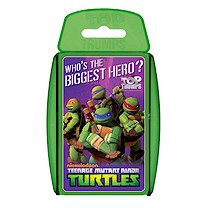 Top Trumps - Teenage Mutant Ninja Turtles Card Game