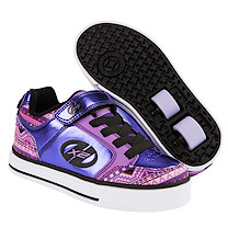 Heelys Purple Thunder Skate Shoes - Size 3
