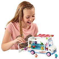 Moshi Monsters Ice Cream Van Set