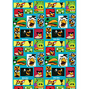 Angry Birds Roll Wrap - 4m x 70cm