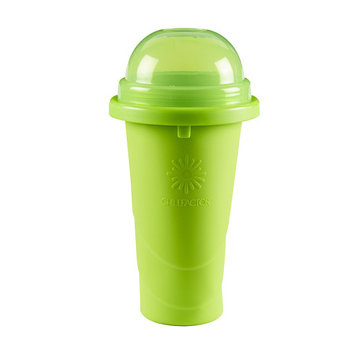 Chill Factor Squeeze Cup Slushy Maker - Green