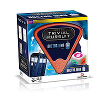Trivial Pursuit Dr. Who