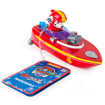 Paw Patrol Sea Patrol Bath Boats - Marshall