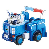 Super Wings Deluxe Transforming Vehicles - Paul