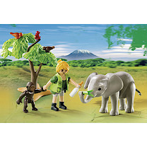 Playmobil - Wild Life Wildlife Carry Case 5628