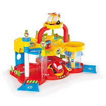 Smoby My First Garage Playset