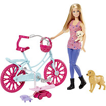Barbie Spin 'N' Ride Pups