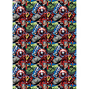 Marvel Avengers Wrapping Paper - 4 Metres