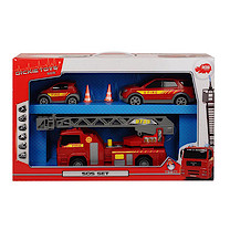 Dickie Toys SOS Set - Fire Rescue