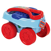 Abrick 40 Brick Carry Wagon - Blue