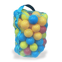 Multicoloured Playballs 100 Pack