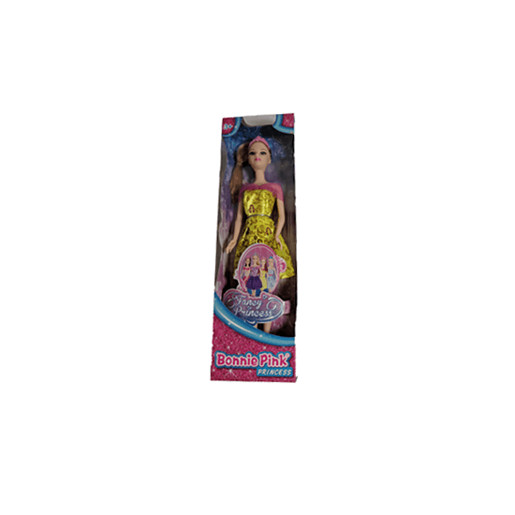 Bonnie Pink Doll   Princess (Styles Vary)