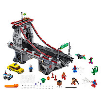 LEGO Super Heroes Spider-Man: Web Warriors Ultimate Bridge - 76057