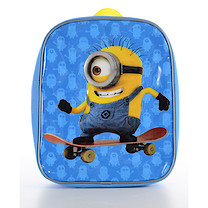 Despicable Me Minion Skater Small Backpack