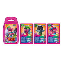 Top Trumps - DreamWorks Trolls