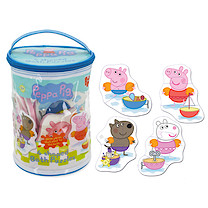 Peppa Pig Foam Bath Time Jigsaw Puzzles