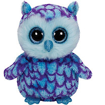 Ty Beanie Boo Buddy - Oscar the Owl