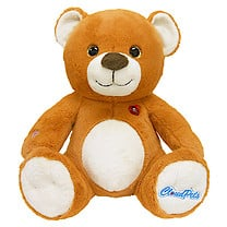 Cloud Pets 36cm Interactive Soft Toy -  Bear