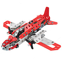 Meccano Aerial Rescue Construction Set