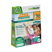 LeapFrog LeapReader Read & Write Activity Set: Ready, Set, Preschool