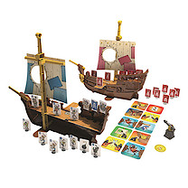Pirates Stratego Game