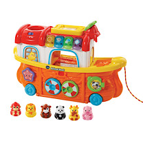 Vtech Toot-Toot Animals Boat