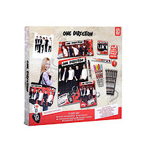 One Direction Stationery Gift Set