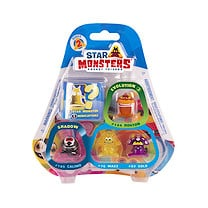 Star Monsters Series 2 Five Pack