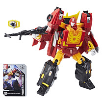 Transformers Generations Power of the Primes Leader Class Figure - Rodimus Prime