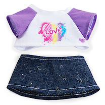 Build-A-Bear Workshop Sassy Style Outfit