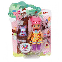 Chou Chou Mini Foxes Doll - Judy