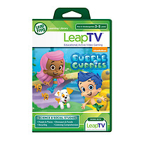 LeapFrog LeapTV Bubble Guppies Educational Video Game