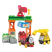 Mega Bloks Thomas & Friends Playset - Kevin & Victor