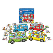Orchard Toys Mini Game - Little Bus Lotto