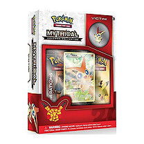 Pokemon Victini Mythical Collection Box