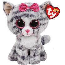Ty Beanie Boos - Kiki the Cat Soft Toy